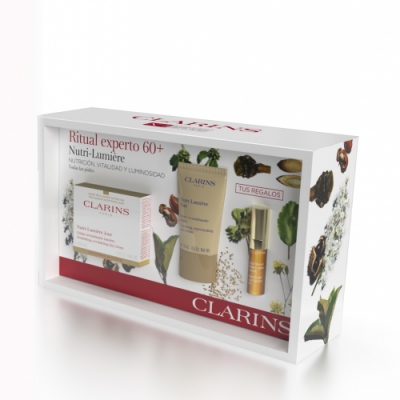 Clarins Clarins Estuche Ritual Expert 60+ Nutri-Lumière