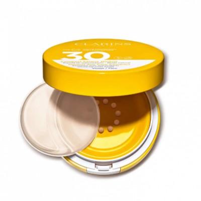 Clarins Clarins Compacto Solar Mineral UVA/UVB 30 con color