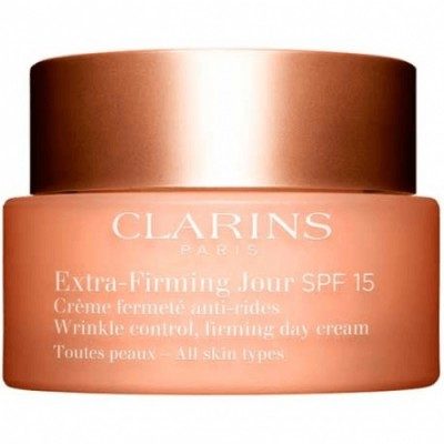Clarins Extra Firming Jour SPF 15 todo tipo de pieles