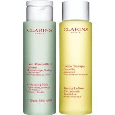 Clarins Set Clarins Limpieza Facial piel Mixta