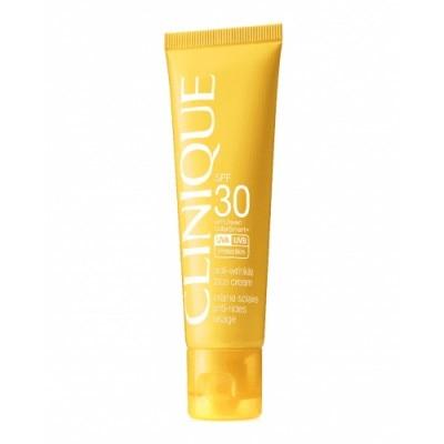 Clinique Protector Solar Facial Anti-Edad en Crema SPF 30