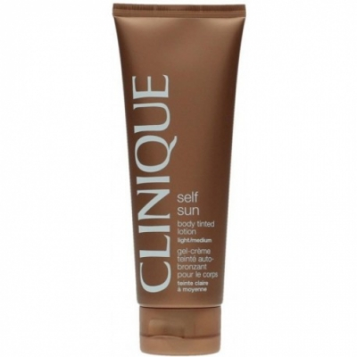 Clinique Self Sun Body Tinted Lotion Light