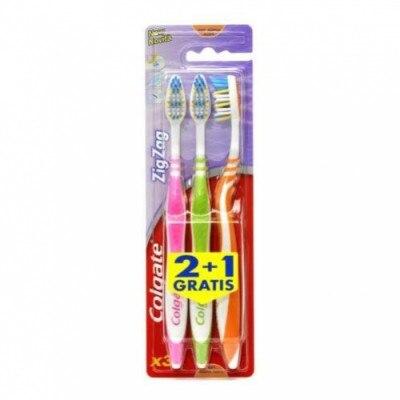 Colgate Cepillo Dental ZigZag Medio