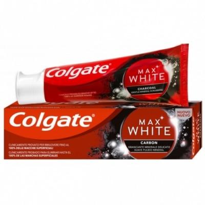 Colgate Colgate Pasta Max White Carbón