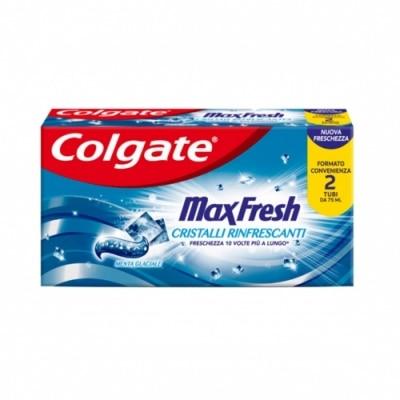 Colgate Pack Pasta Colgate Max Fresh Azul