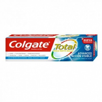 Colgate Pasta Colgate Total Advanced Efecto Visible