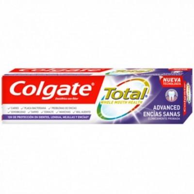 Colgate Pasta Colgate Total Advanced Encias Sanas