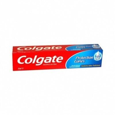 Colgate Pasta Dental Blanca Protección Caries