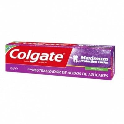 Colgate Pasta Dental Maximum Protection Caries Con Neutralizador De Azucar