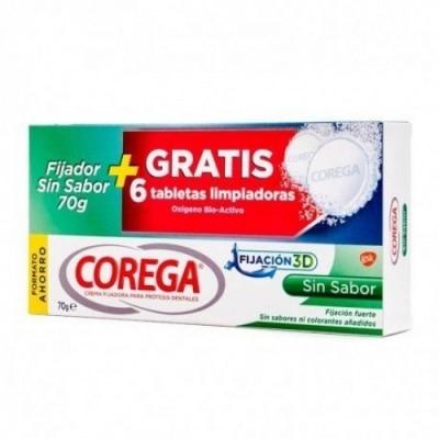 Corega Pack Corega sin Sabor