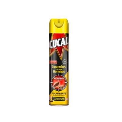 Cucal Insecticida Cucal Spray