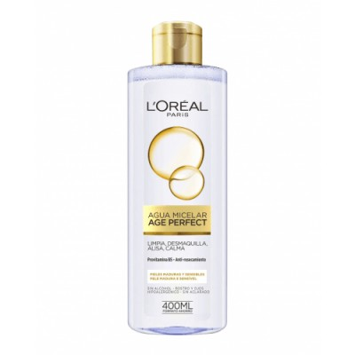 Dermo Expertise Agua Micelar Age Perfect Loreal Paris