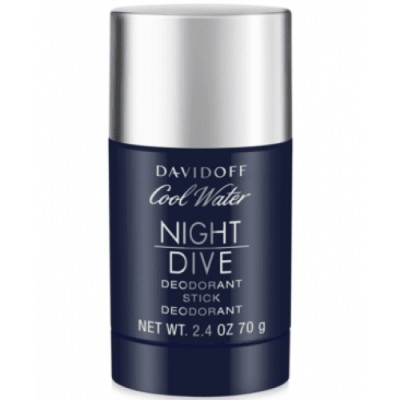 Davidoff Cool Water Night Dive Desodorante Stick