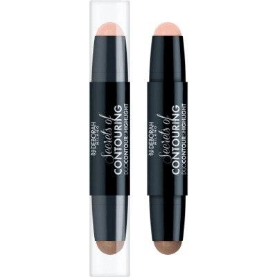 Deborah Duo contour highlight