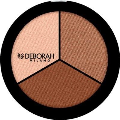Deborah Trio contouring palette