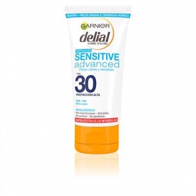 Delial Bronceador Delial Crema Sensitive Anti Acné SPF30