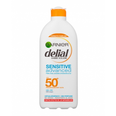 Delial Bronceador Sensitive SPF50+