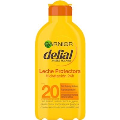 Delial Delial Leche Protectora Solar Hidratante IP20