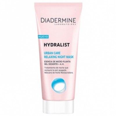 Diadermine Diadermine Hydralist Urban Care Mascarilla Noche