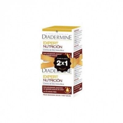Diadermine Pack Expert Crema Nutrición Día