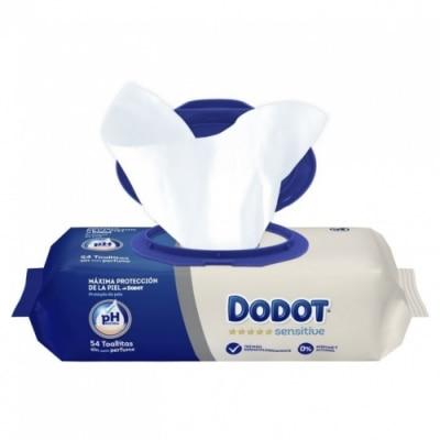 Dodot Dodot Toallitas Recambio Con Tapa Sensitive