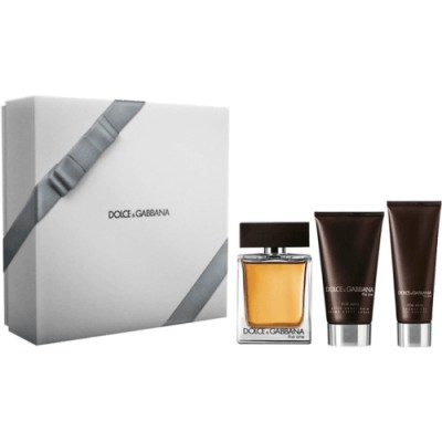 Dolce & Gabbana Estuche DG The One for Men Eau de Toilette