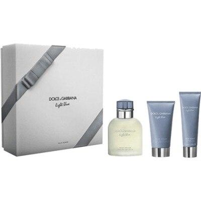 Dolce & Gabbana Estuche DG Light Blue Hombre Eau de Toilette