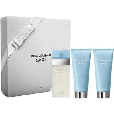 Dolce & Gabbana Estuche DG Light Blue Mujer Eau de Toilette