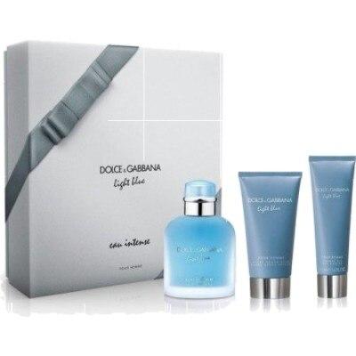 Dolce & Gabbana Estuche D&G Light Blue Intense Hombre Eau de Parfum