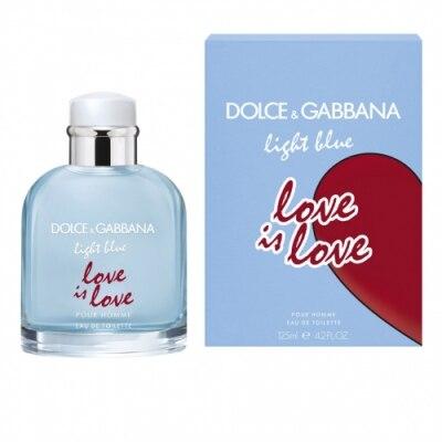 Dolce & Gabbana Dolce Gabbana Light Blue Love Is Love Pour Homme Eau de Toilette