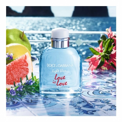 Dolce & Gabbana Dolce Gabbana Light Blue Love Is Love Pour Homme Eau de Toilette