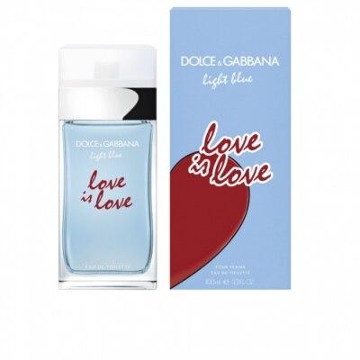 Dolce & Gabbana Dolce & Gabbana Light Blue Love Is Love Pour Her Eau de Toilette