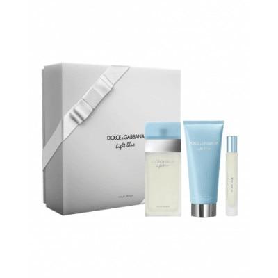 Dolce & Gabbana Estuche DG Light Blue Eau de Toilette