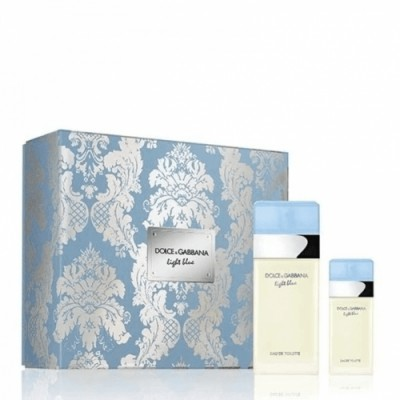 Dolce & Gabbana Estuche Light Blue Eau de Toilette Mini