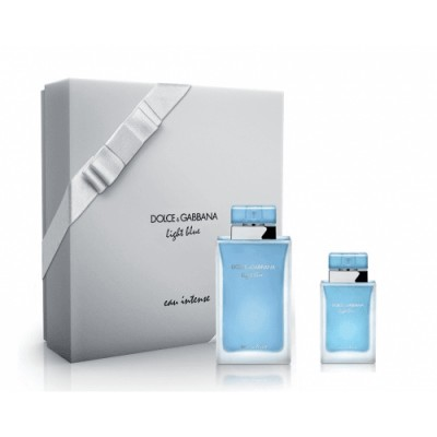 Dolce & Gabbana Estuche Light Blue Eau Intense Eau de Parfum