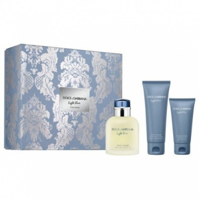 Dolce & Gabbana Estuche Light Blue Homme Eau de Toilette