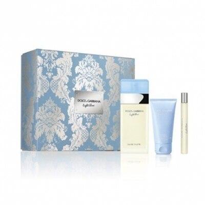 Dolce & Gabbana Estuche Light Blue Mujer