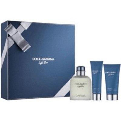 Dolce & Gabbana Estuche Light Blue Pour Homme