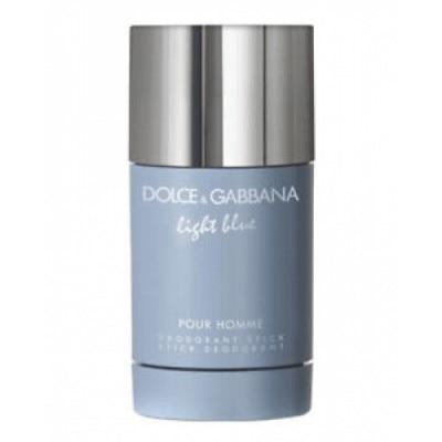 Dolce & Gabbana Light Blue Pour Homme Desodorante en Stick
