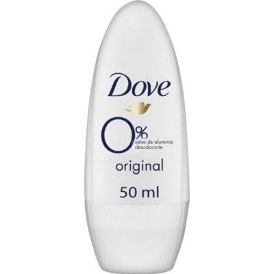 Dove Dove Desodorante Roll On Original sin Sales de Aluminio