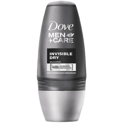 Dove Desodorante For Men Roll On Invisible Dry