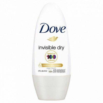 Dove Desodorante Roll On Invisible