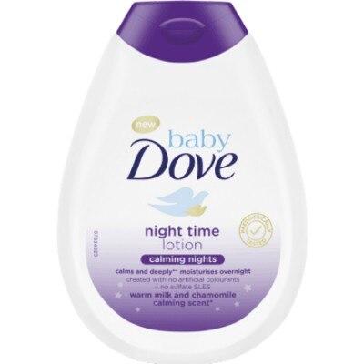 Dove Dove Baby Loción Noches Tranquilas