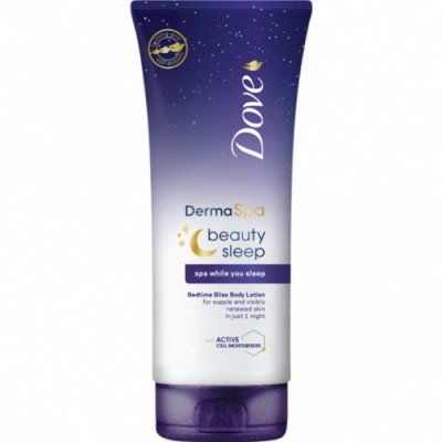 Dove Dove Dermaspa Locion Corporal Beauty Sleep