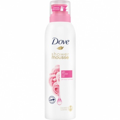Dove Dove Gel Mousse Rosa