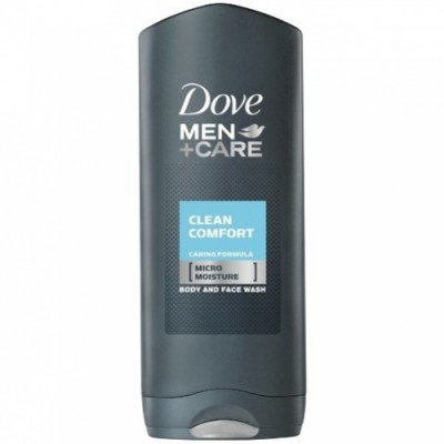 Dove Gel For Men Clean Comfort
