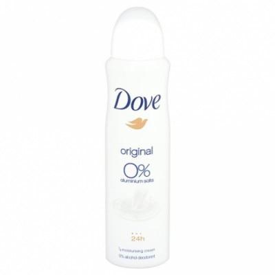 Dove Go Fresh Original Desodorante Sin Aluminio