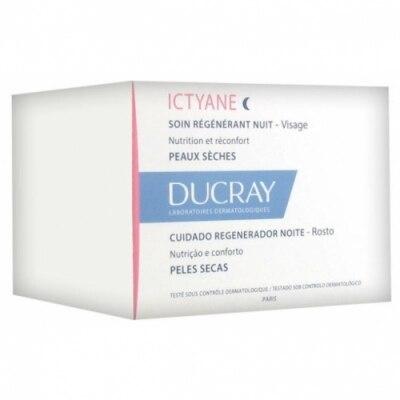 Ducray Ducray Ictyane Crema de Noche