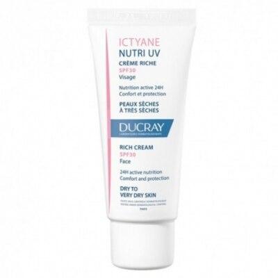 Ducray Ducray Ictyane Nutri UV Crema