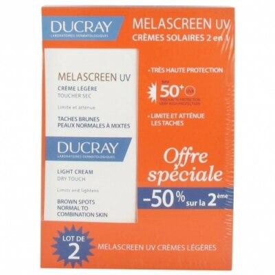 Ducray Ducray Melascreen Crema Rica Uv50 Duo